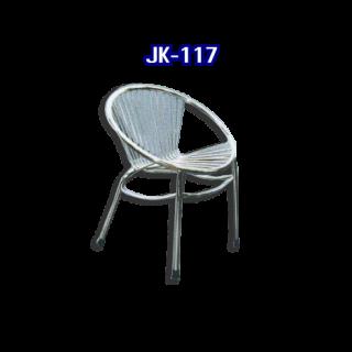 เก้าอี้สแตนเลส รหัส JK-117