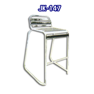 เก้าอี้สแตนเลส รหัส JK-147