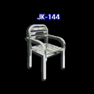 เก้าอี้สแตนเลส รหัส JK-144