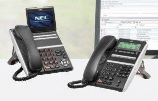 โทรศัพท์ตั้งโต๊ะ UNIVERGE® IP and Digital