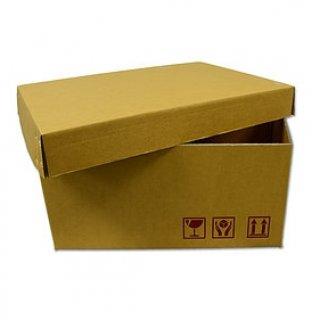 กล่องฝาครอบ FTD, กล่องลูกฟูกราคาถูก