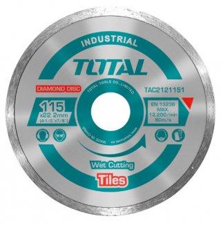 ใบเพชรตัดคอนกรีต 4 นิ้ว ( งานหนัก ) No TAC2111001