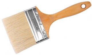 แปรงทาสี ด้ามไม้ THT84042