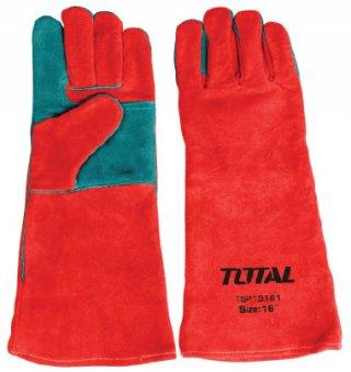 ถุงมือหนังป้องกันความร้อน
