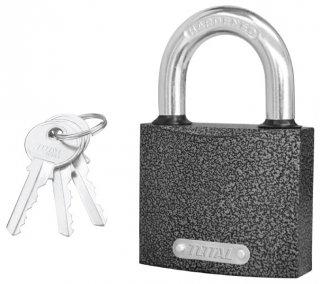 กุญแจแขวนรมดำ TLK31501