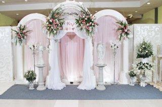 บริการจัดซุ้มดอกไม้งานแต่งงาน