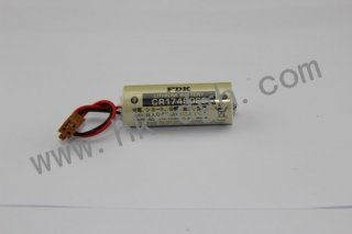 แบตเตอรี่ลิเธียม FDK CR17450SE(3V) with plug