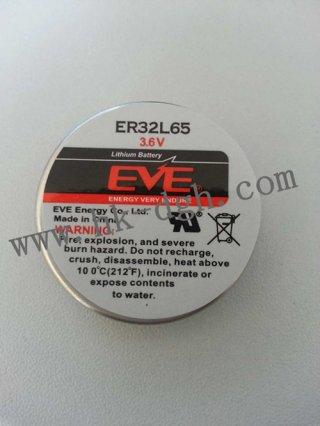 แบตเตอรี่ลิเธียม EVE ER32L65 3 6V