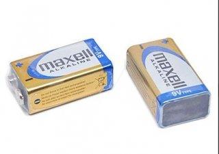 แบตเตอรี่ลิเธียม MAXELL 6F22