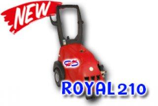เครื่องฉีดน้ำแรงดันสูง รุ่น ROYAL210