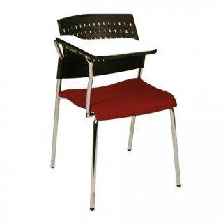 เก้าอี้โพลีเลคเชอร์ ขาชุบโครเมี่ยม รุ่น VC-616