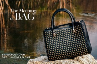 Stingray ray handheld bag