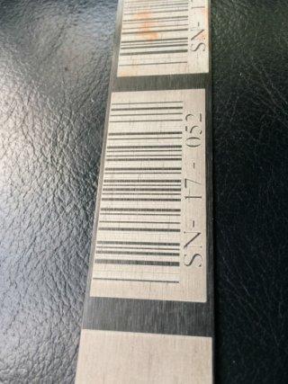 ป้ายเนมเพลท QR Code
