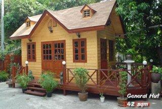 บ้านน็อคดาวน์สวยๆ ราคาไม่แพง