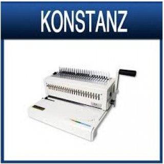 เครื่องเข้าเล่มไฟฟ้า รุ่น Konstanz