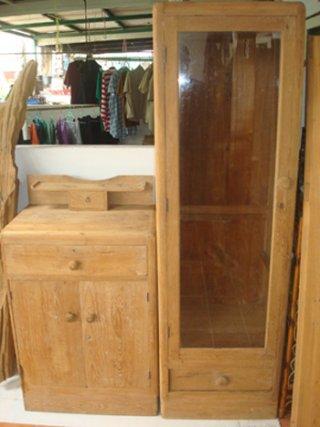Old Teak Cabinet
