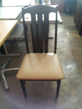 เก้าอี้ เบาะหนัง