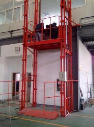 ลิฟท์อุตสาหกรรม