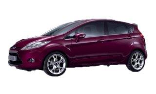 ให้เช่ารถยนต์ Ford Fiesta