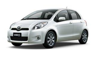 ให้เช่ารถยนต์ Toyota Yaris