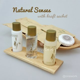 Natural Senses Conditioning Shampoo & Shower Gel