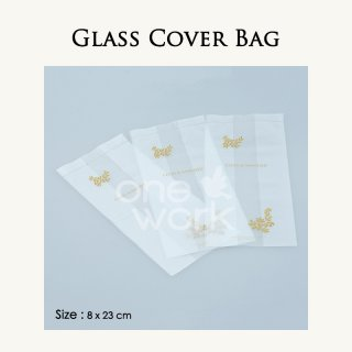 Glass Cover Bag