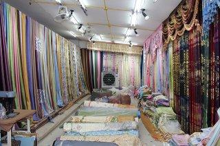 ผ้าม่าน สุพรรณบุรี