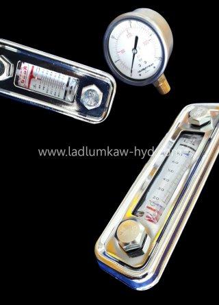 ตัววัดระดับน้ำมันไฮดรอลิค
