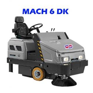 เครื่องกวาดพื้นแบบนั่งขับ รุ่น MACH 6DK