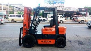 Toyota Forklift 2 Ton Model 5
