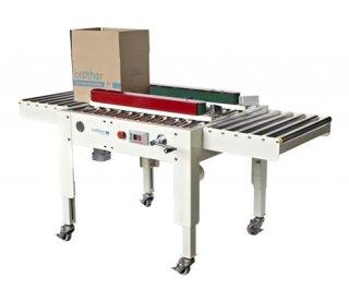 Semi-Automatic Carton Bottom Sealer FX50/60