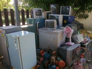 รับซื้อเครื่องใช้ไฟฟ้าเก่า