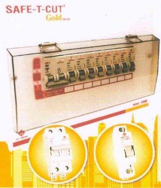 ตู้ควบคุมวงจรไฟฟ้า CONSUMER UNIT EU