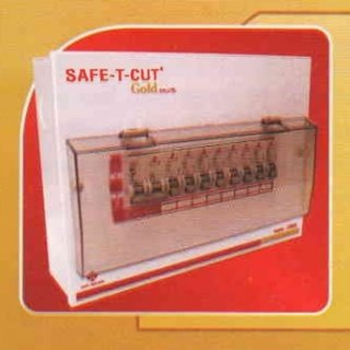 SAFE T CUT Consumer Unit 220V