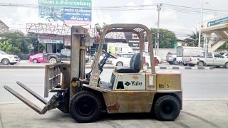 Forklift SUMITOMO 3 tons of diesel