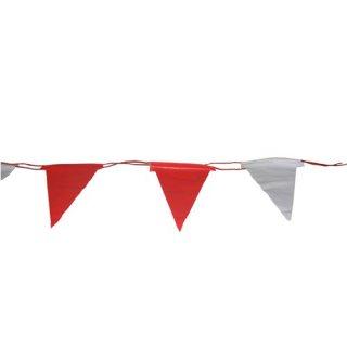 ธงราว ขาว-แดง