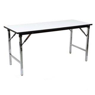 โต๊ะพับหน้าไม้อัดหนา 18 มิล
