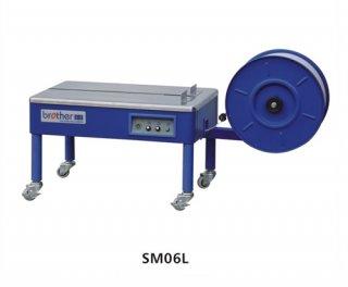 SEMI-AUTOMATIC STRAPPING MACHINE MODEL : SM06L