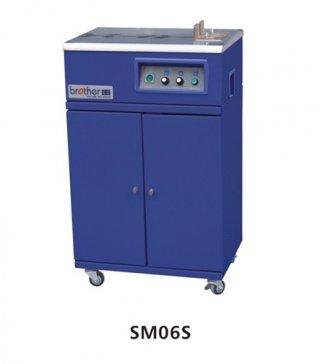 SEMI-AUTOMATIC STRAPPING MACHINE MODEL : SM06S