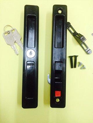 มือจับบานเลื่อนกุญแจ รุ่นใหญ่