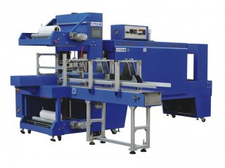 Sleeve Sealing Shrink Packager BSE6040A+ST6040A