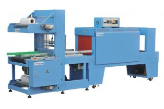 Sleeve Sealing Shrink Packager ST6040Z+BSE5045A