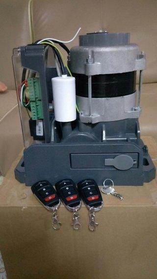 มอเตอร์ประตูรีโมท commando รุ่น 1200 kg