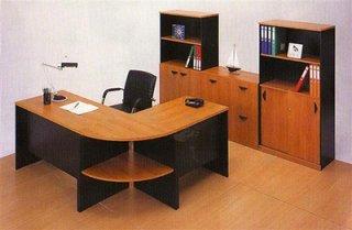 โต๊ะทำงานเมลามีน