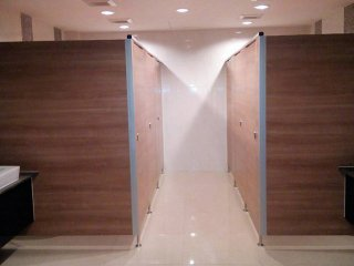 ผนังห้องน้ำสำเร็จรูป