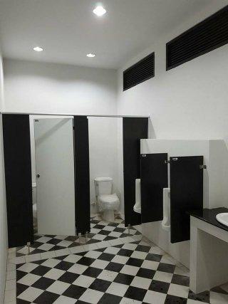 ผนังกั้นห้องน้ำ พะเยา