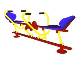 BL-07 อุปกรณ์บริหารกล้ามเนื้อแขนกล้ามเนื้อหน้าท้อง