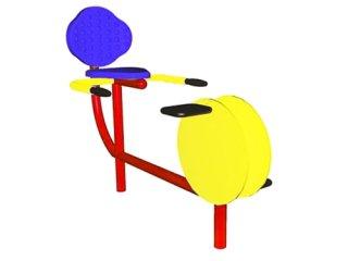 BL-34 อุปกรณ์จักรยานนั่งปั่น