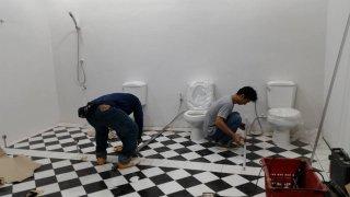 ผนังห้องน้ำสำเร็จรูป korex