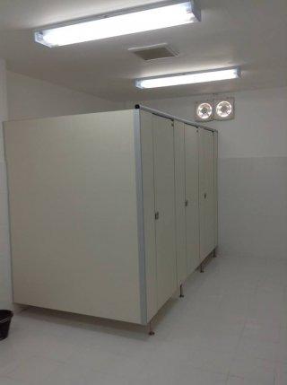 ผนังกั้นห้องน้ำสำเร็จรูปโฮมโปร